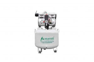 1 HP OIL FREE 35 LTR TANK DENTAL CHAIR AIR COMPRESSOR