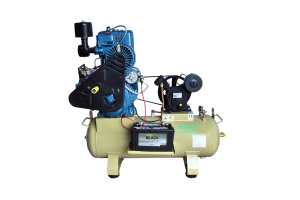 Diesel operated air compressor manufacturing company India