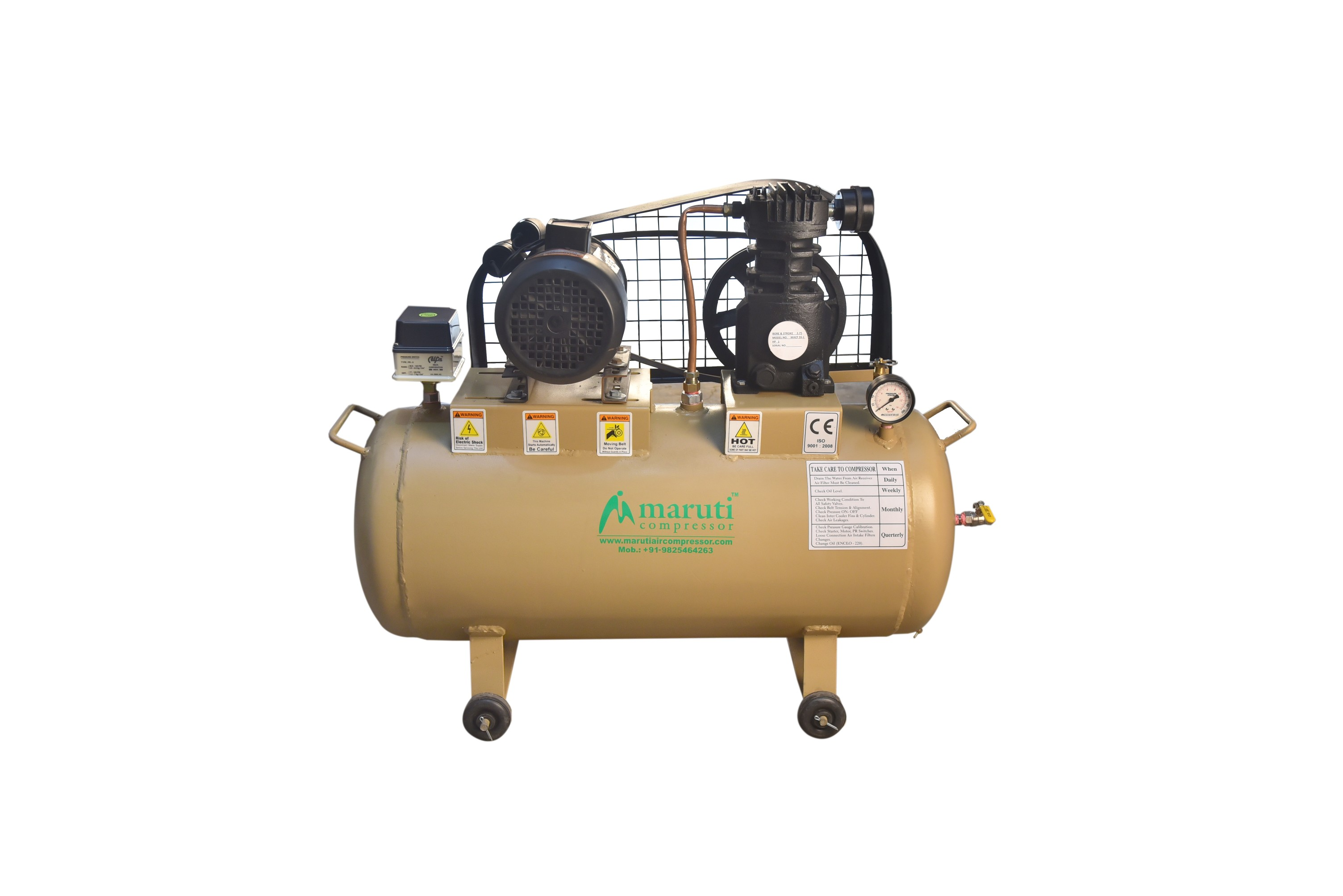 1HP Air Compressor Price In India, Mumbai, Karnataka, Gujarat