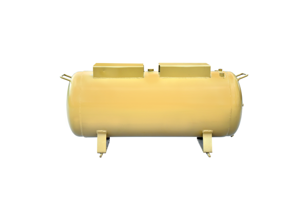 "14"" x 28"" 70 ltr horizontal air compressor tank manufacturers and exporters in India"
