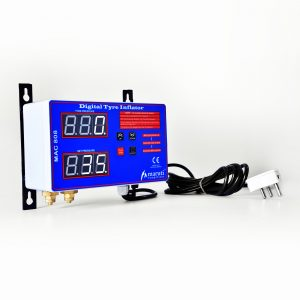 Wall Mounted Digital Tyre Inflator Manufacturer In India